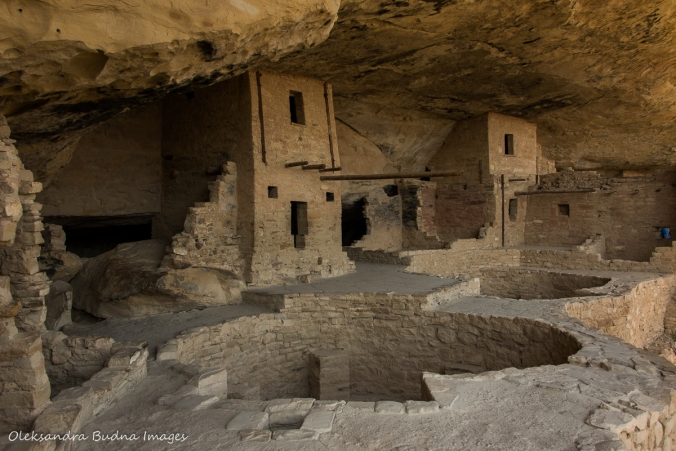 Balcony House at Mesa Verde