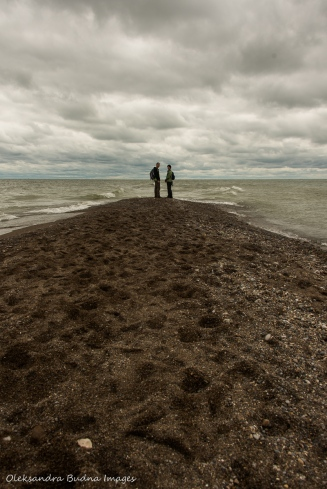 southernmost tip in Point Pelee National Park
