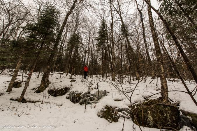 hiking at Les Toits du Monde