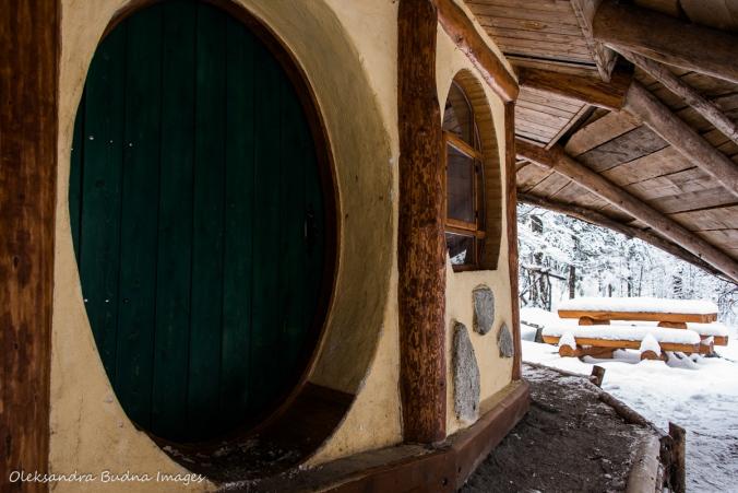 Hobbit House at Les Toits du Monde