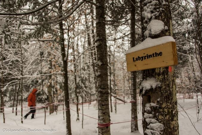 adventure trail at Les Toits du Monde