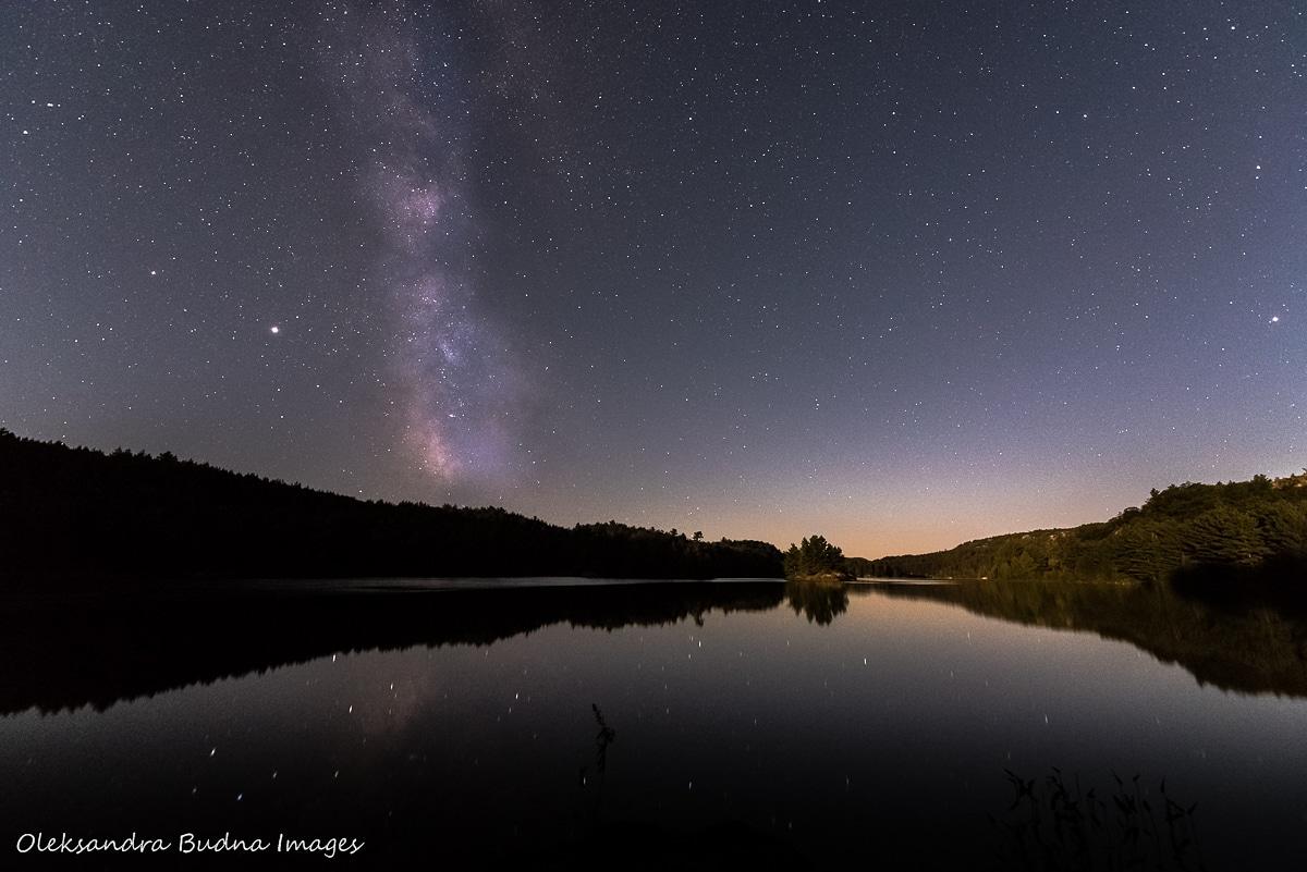 Milky Way in Killarney