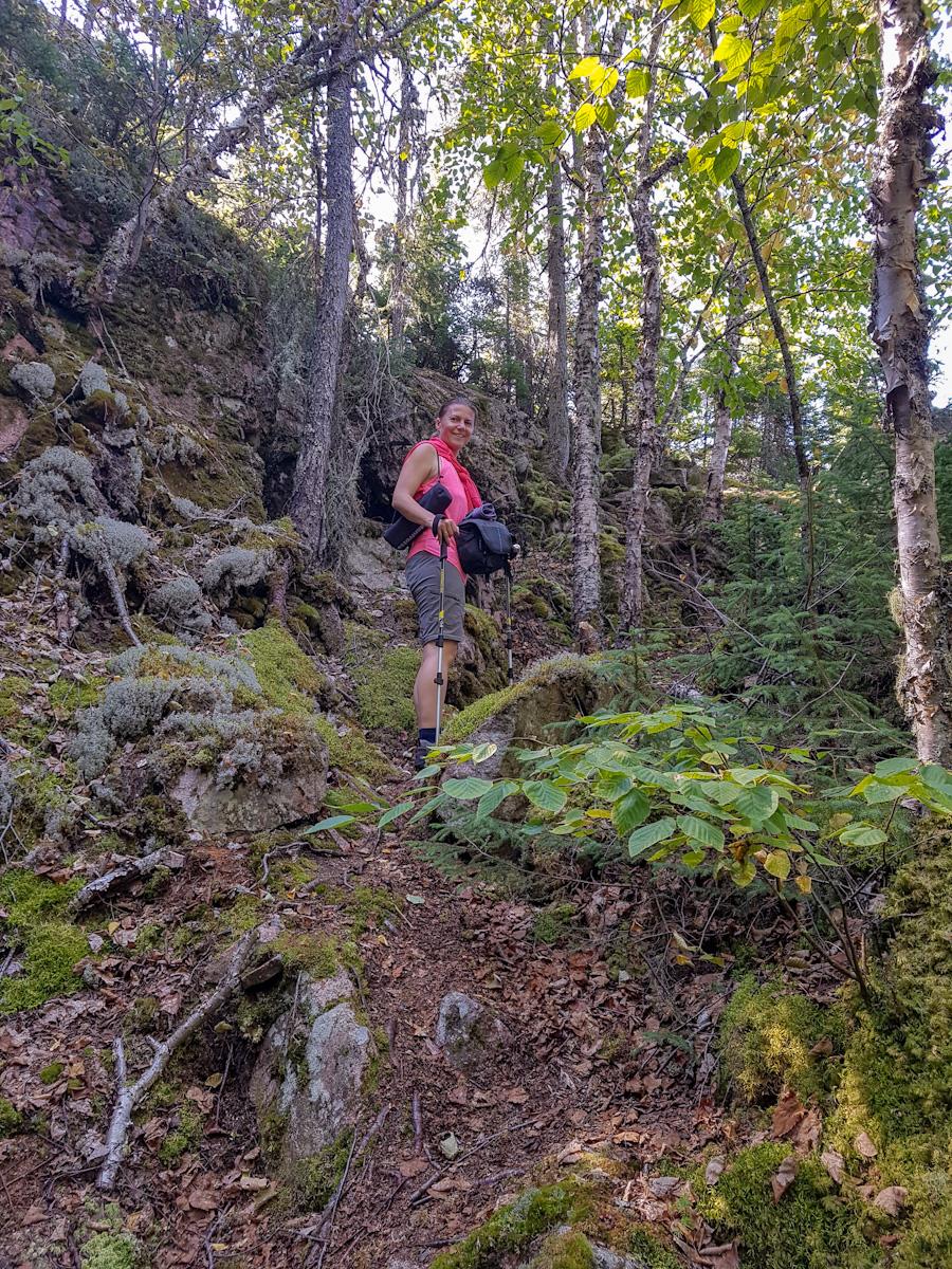 backpacking Coastal Hiking Trail in Pukaskwa