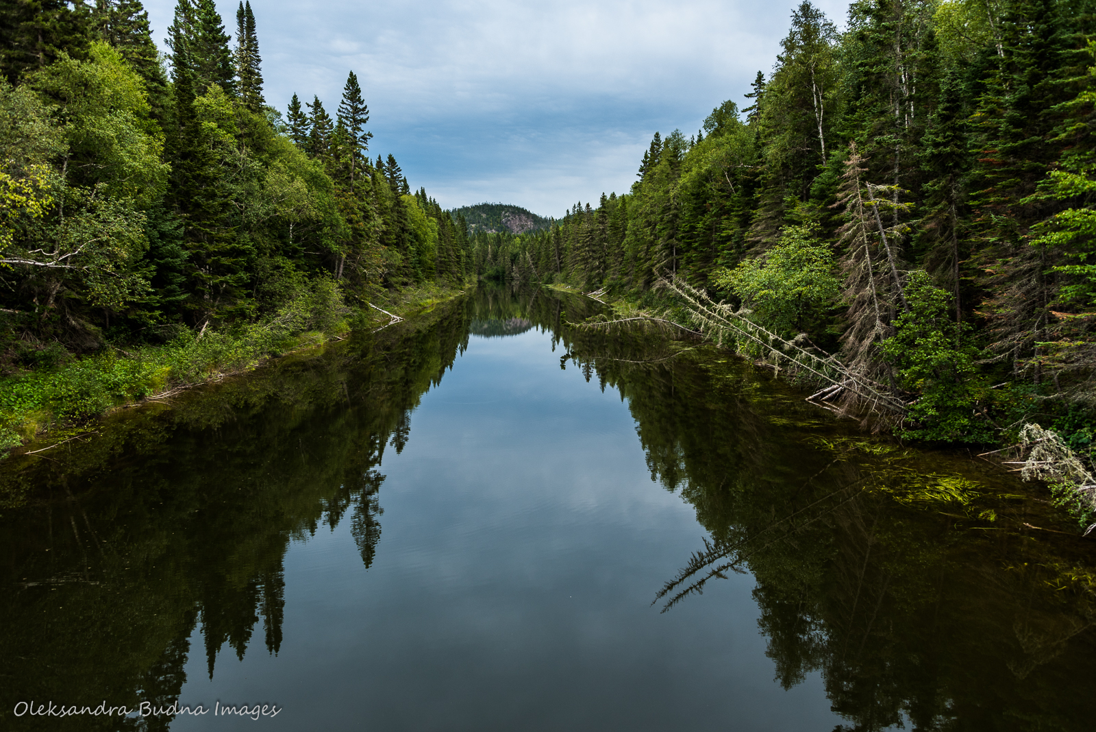 Willow River in Pukaskwa